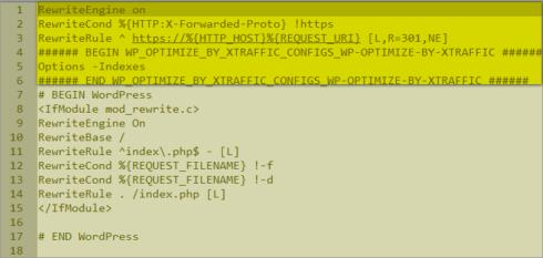 Файл htaccess